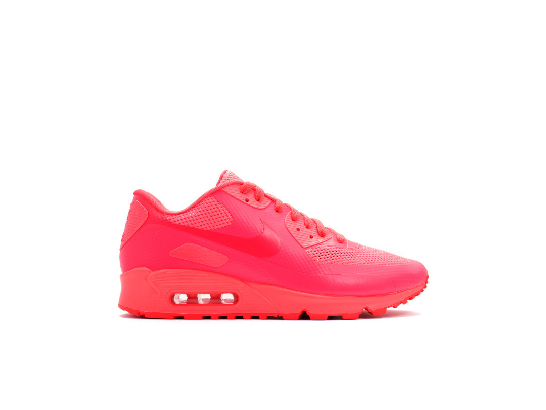 Nike air max 90 hyperfuse premium solar red