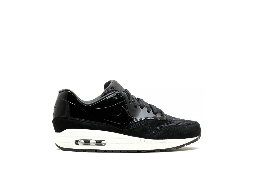 "new arrival 0bc35 a9dff Nike WMNS Air Max 1 Vac Tech QS ""Black Pack"""